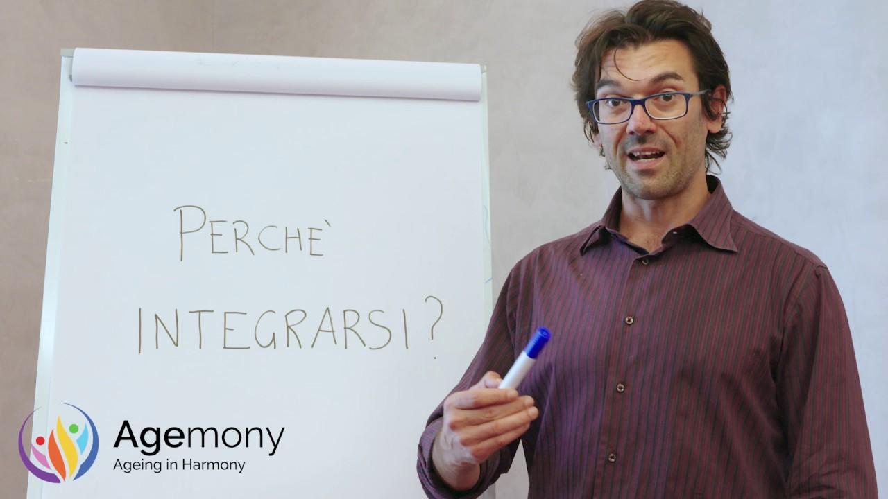 Il Dr. Giovanni Montagna spiega perchè integrarsi