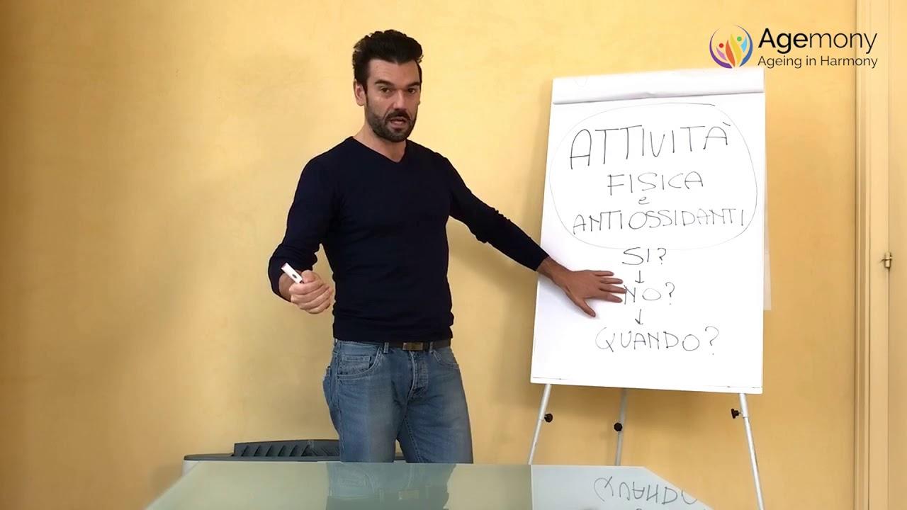 Giovanni Montagna – Attività Fisica e Antiossidanti