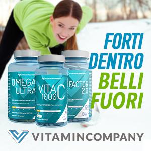 Vitamincompany - Forti dentro, Belli fuori