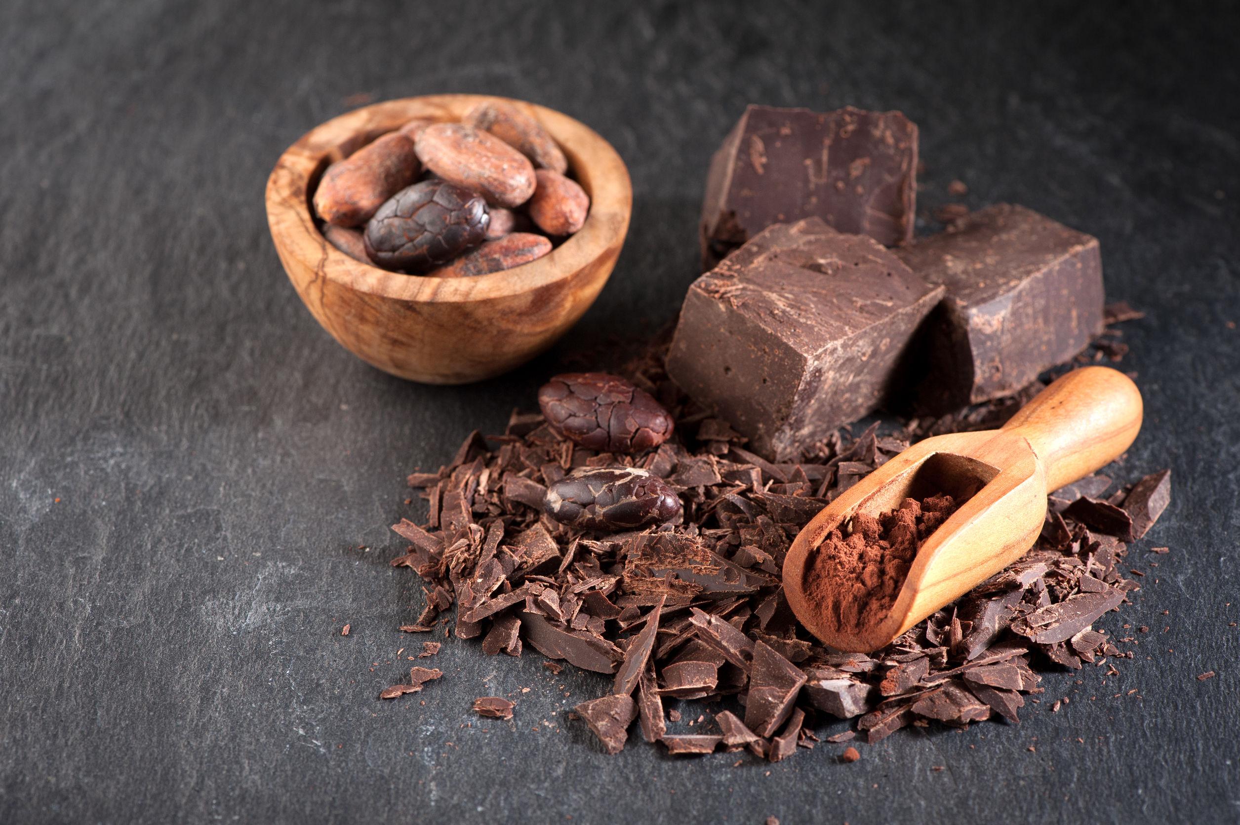 """Proprietà preventive e farmacologiche del Cacao e/o Cioccolato, il """"Cibo degli Dei"""""""