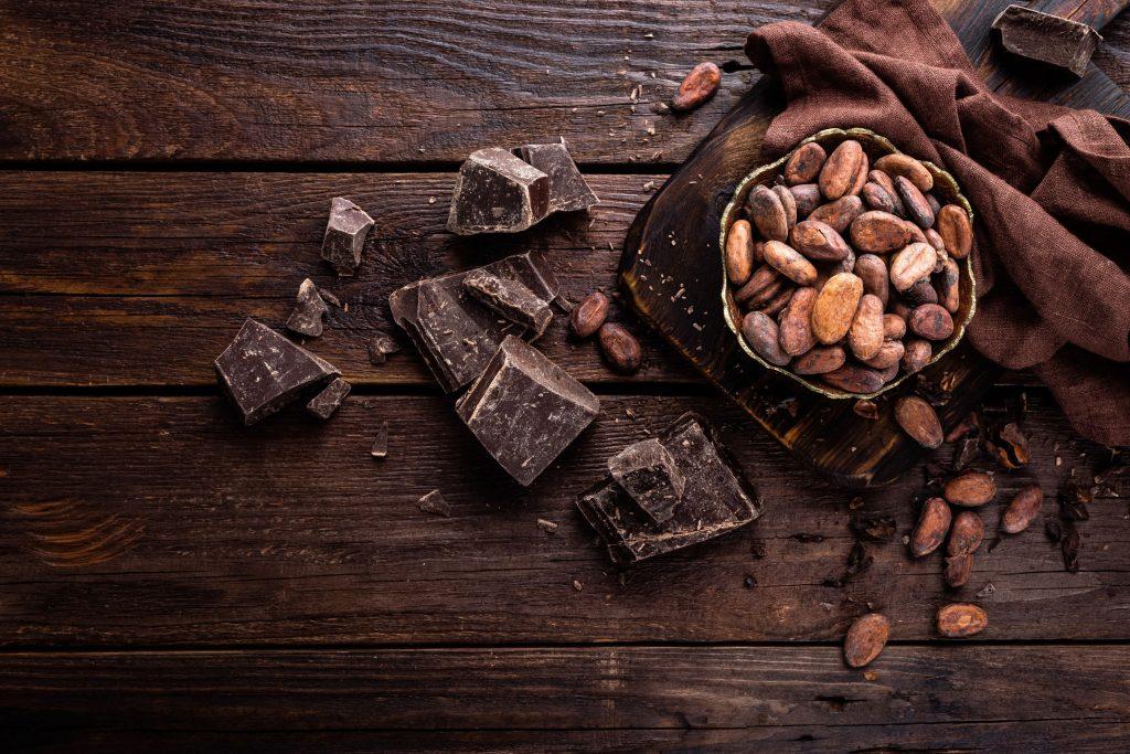 Proprietà preventive e farmacologiche del Cacao e del Cioccolato